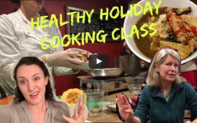 C.HOW.I.DO Video from GreenFare's Healthy Holiday Cooking Class!