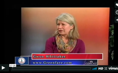 Gwyn Whittaker Interviewed by Delegate Ken Plum