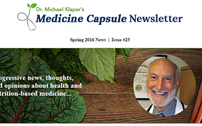GreenFare Featured in Medicine Capsule Newsletter