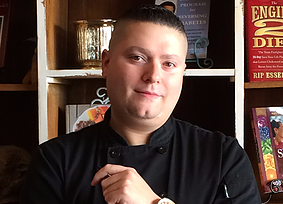 GreenFare Introduces New Executive Chef, Justin Matthews