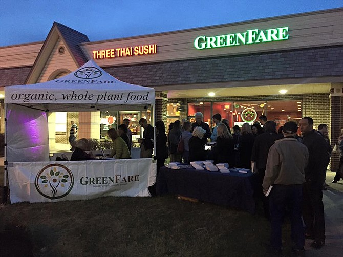GreenFare Grand Opening