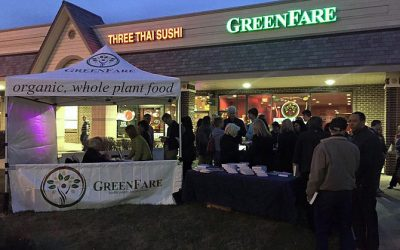 GreenFare Grand Opening Celebration Draws a Great Crowd