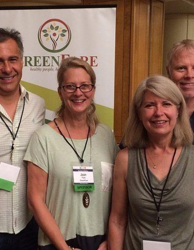 GreenFare Sponsors ICNM