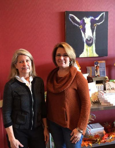 Herndon Mayor Lisa Merkel Visits GreenFare