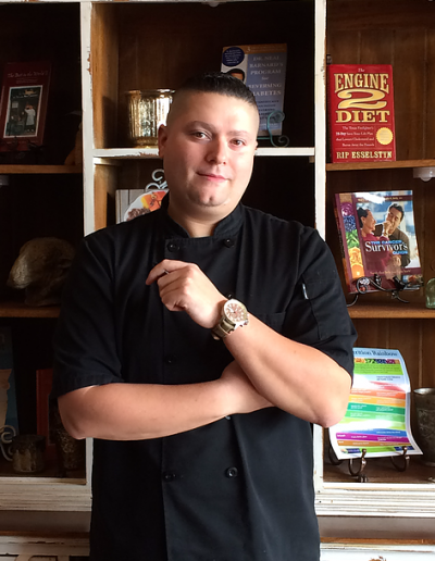New Executive Chef Justin Matthews