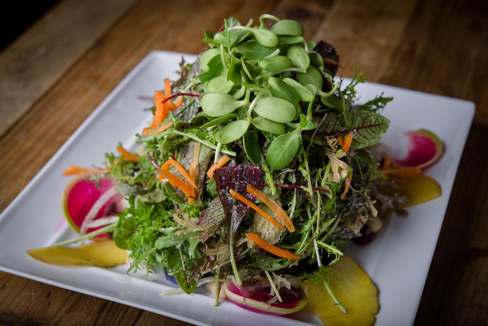 Organic GreenFare Salad