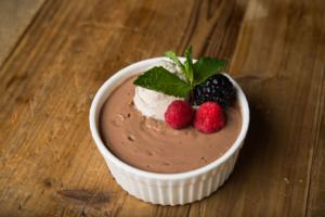 Organic Maca Chocolate Mousse