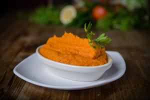 Organic Sweet Potato Mash