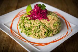 Organic Thai Quinoa Bowl