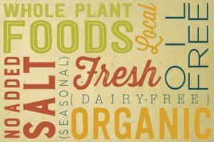 Whole Plant Foods, Fresh, Organic