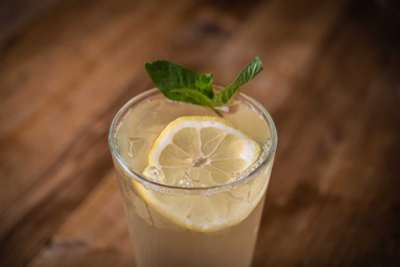 Organic Mango Green Iced Tea