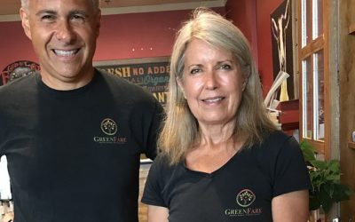 GreenFare Organic Cafe of Herndon Wins Platinum